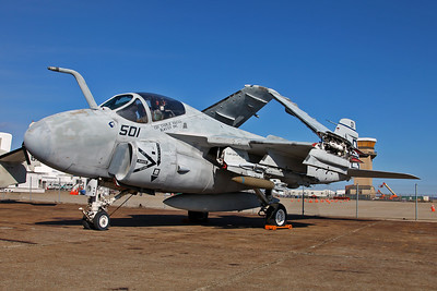 Grumman A-6 Intruder at Quonset Air Museum