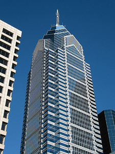 One Liberty Place, Philadelphia, Pennsylvania  November, 2006