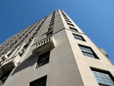 1 Fifth Avenue, New York Landmark Apartment Building, Greenwich Village, New York City, 2007