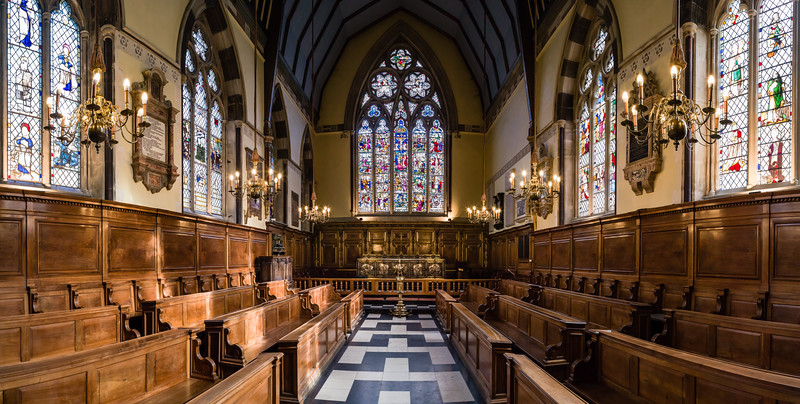 Chapel, Balliol College, Oxford