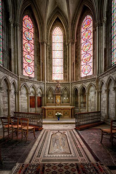 Side Chapel, La Cathedrale de Bayeux
