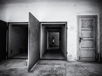 Fumigation Chamber, Dachau