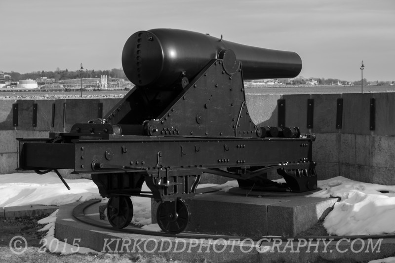 Fort Trumbull Cannon
