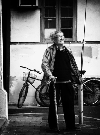 Shanghai Old Man