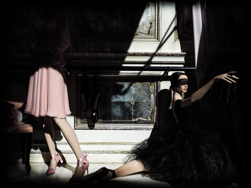 Mannequin Ballet