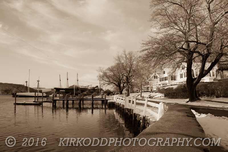 Bay Street - Mystic CT