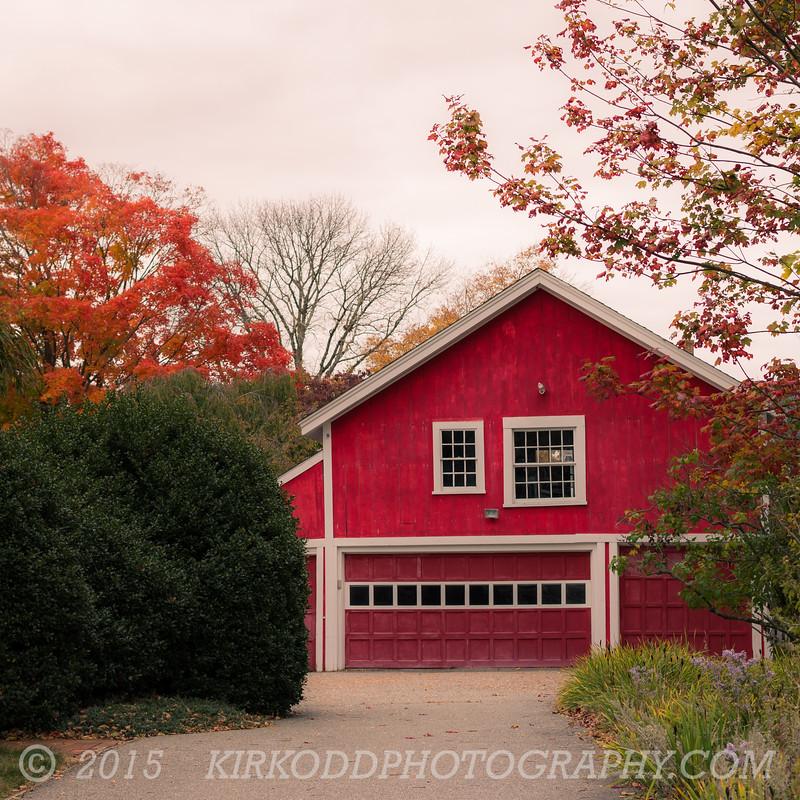 The Red Garage