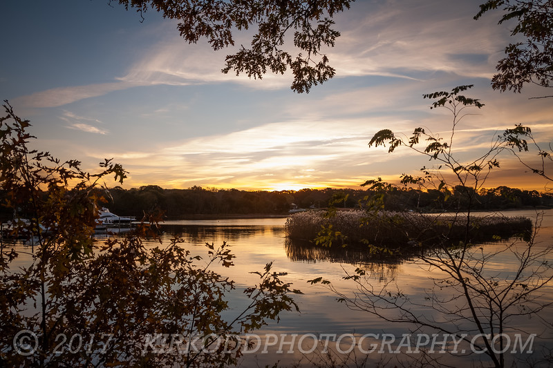 Pawcatuck River Sunrise