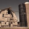 Old Farm Silos - North Stonington Ct