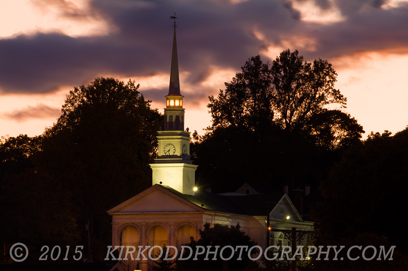 Union Baptist Church - Mystic CT