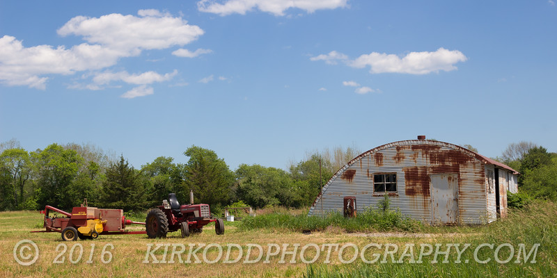 North Stonington Farm Scene