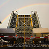 Double Rainbow over Mystic Drawbridge