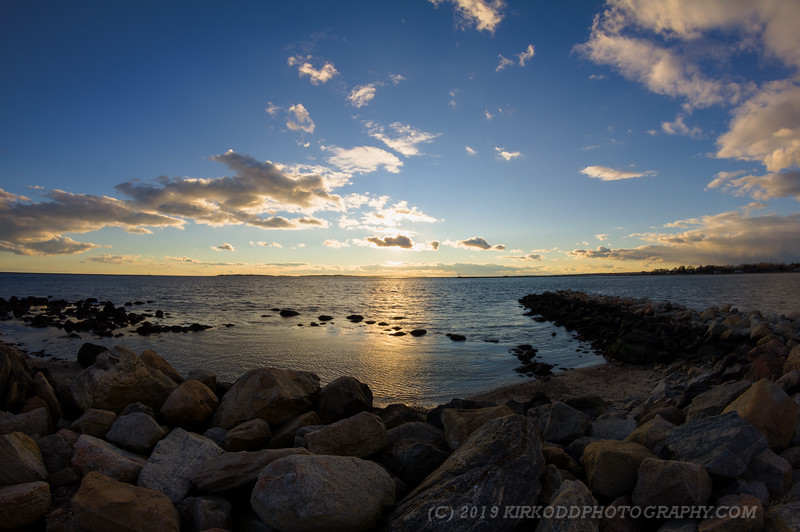 Stonington Point - On the Rocks
