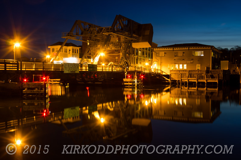 Drawbridge Illuminated