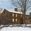 Denison Homestead in Winter