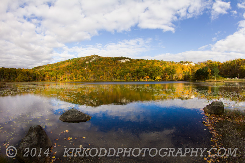 Lantern Hill Pond - North Stonington CT