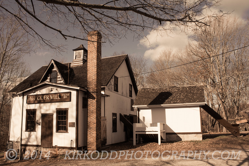B.f. Clyde's Cider Mill 2 - Antique