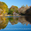 Sawmill Pond in Ledyard CT