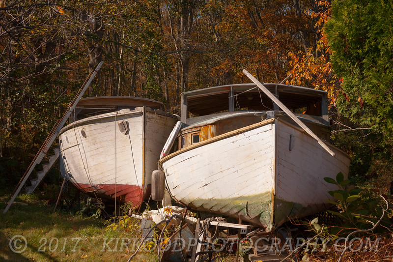 Boats out of Water