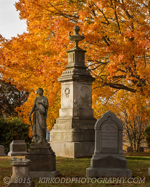 Autumn Monument