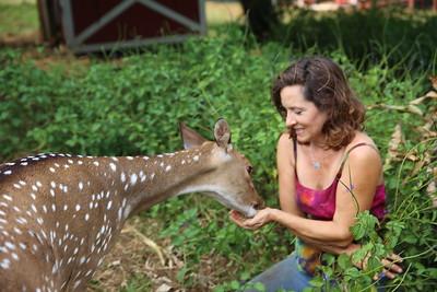 Leilani Farm Sanctuary Maui 2014
