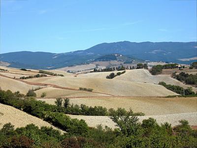 Tuscany Hillside, Italy