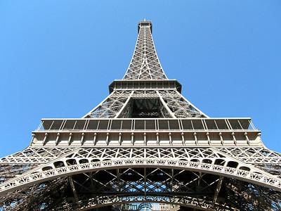 Tour Eiffel (The Eiffel Tower), Paris, France 2006