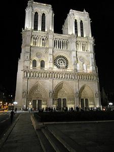 Notre Dame, Paris, France 2006