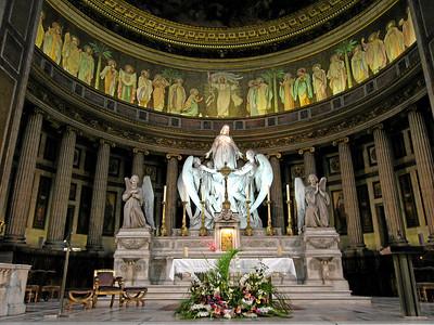 Eglise de la Madeleine, Paris, France 2006