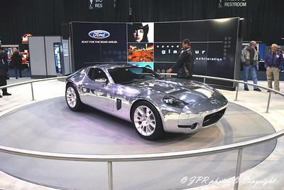 Chrome Ford