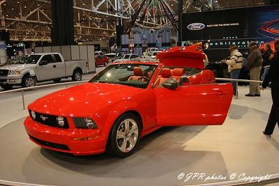 Clevland Auto Show 2005
