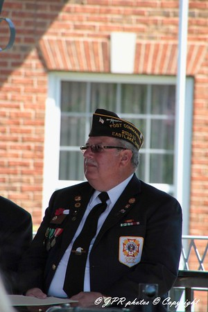 Eastlake Memorial Day  2014 - 911 Ceremony 2015