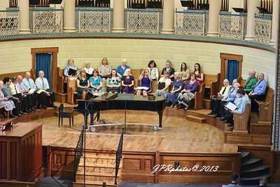 LEC Spring Musical Arts BFA Concert 2013