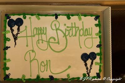 Ron Mona 80th Birthday