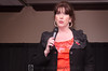 Lake Health Wear Red Event 2012. Keynote speaker Tracey Conway