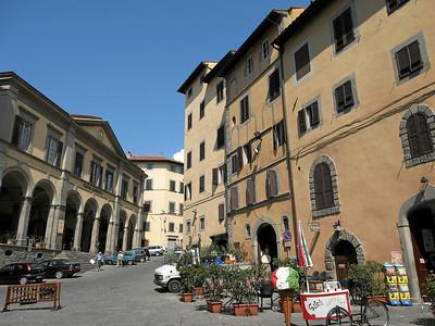 Cortona, Italy, September 2006