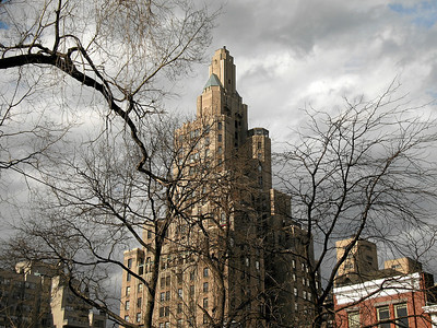1 Fifth Avenue, New York Landmark Apartment Building, Greenwich Village, New York City, 2007