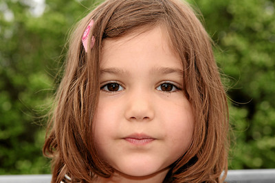 Anika Age 4, Summer 2008