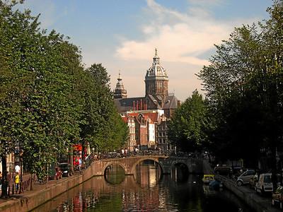 Amsterdam, Netherlands, September 2006