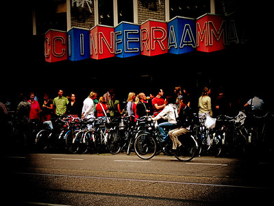 Cinerama, Amsterdam, Netherlands, September 2006