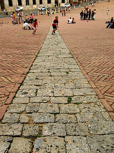 Piazza del Campo, Siena, Italy 2006