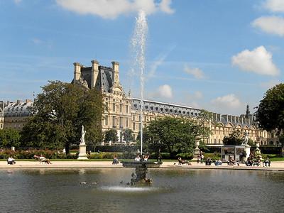 Lourve, Paris France, September 2006