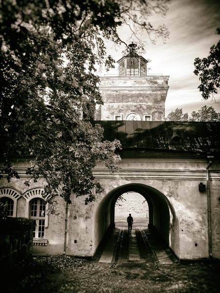 Suomenlinna Entrance