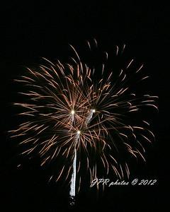 Fireworks July 4, 2007