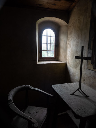 Monk's Cell