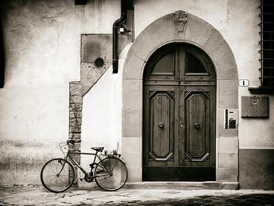 Door Bike