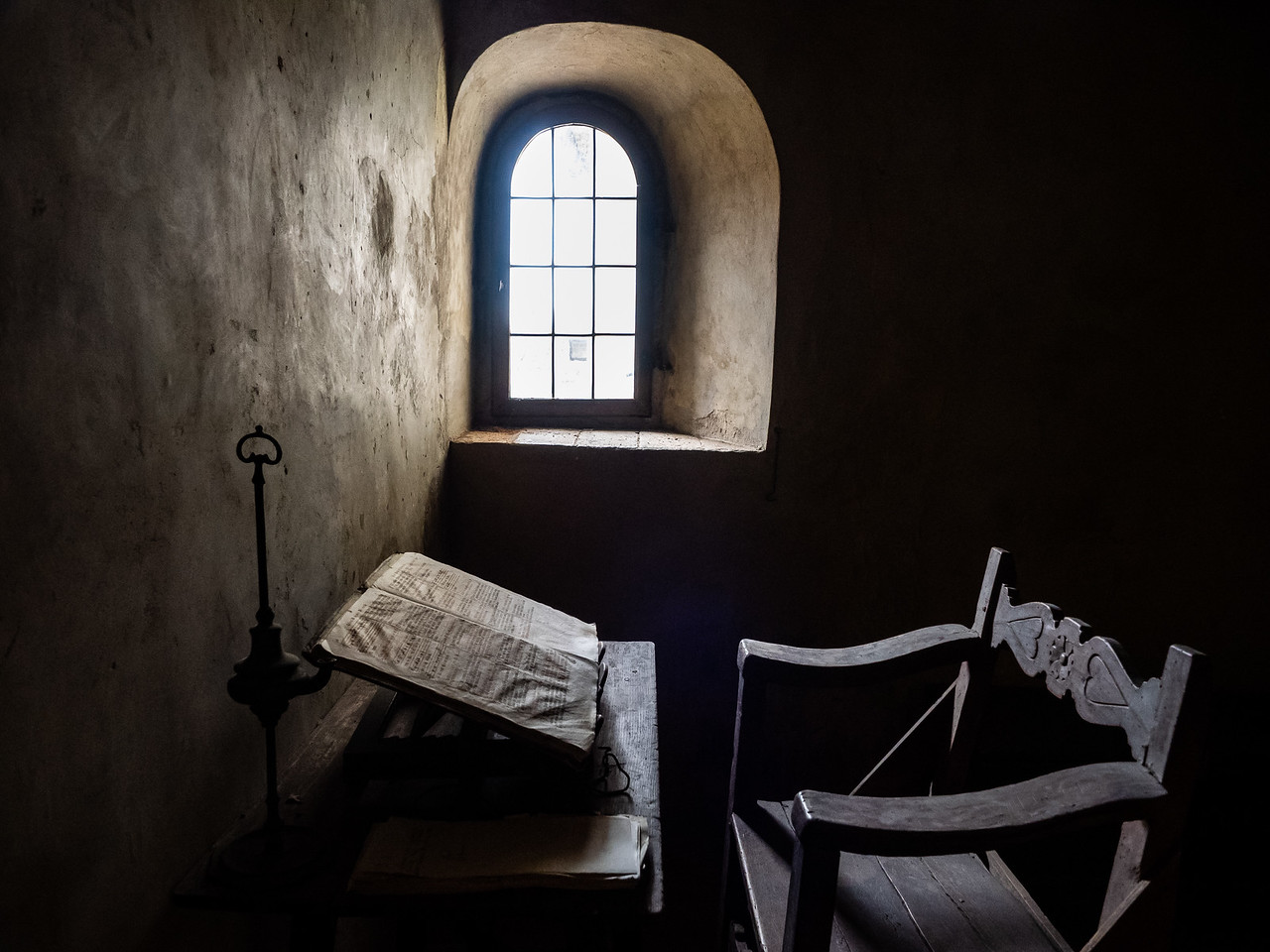 Monk's Cell (2)