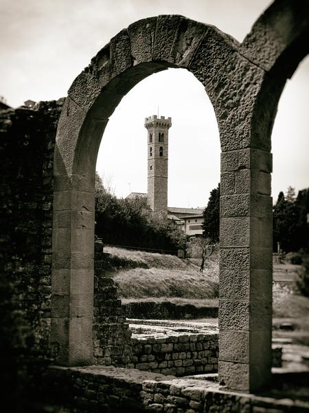 Fiesole Arch