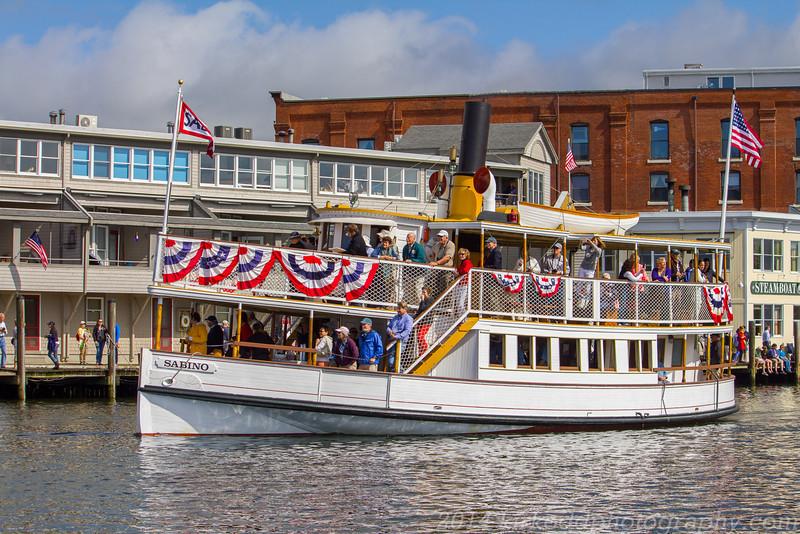 Sabino Steamboat