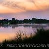 Pink Sky over Mystic River 2